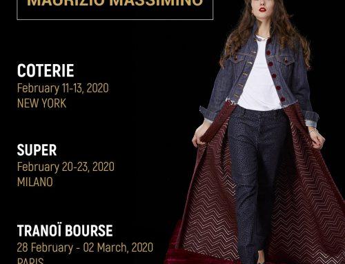 NEW YORK, MILANO AND PARIS – WOMEN'S A/I 2020